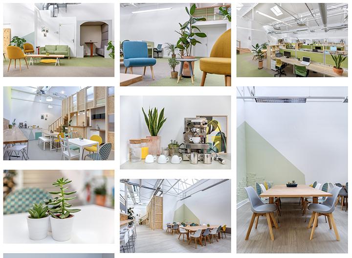greenspace coworking paris 2