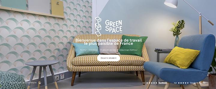greenspace coworking paris