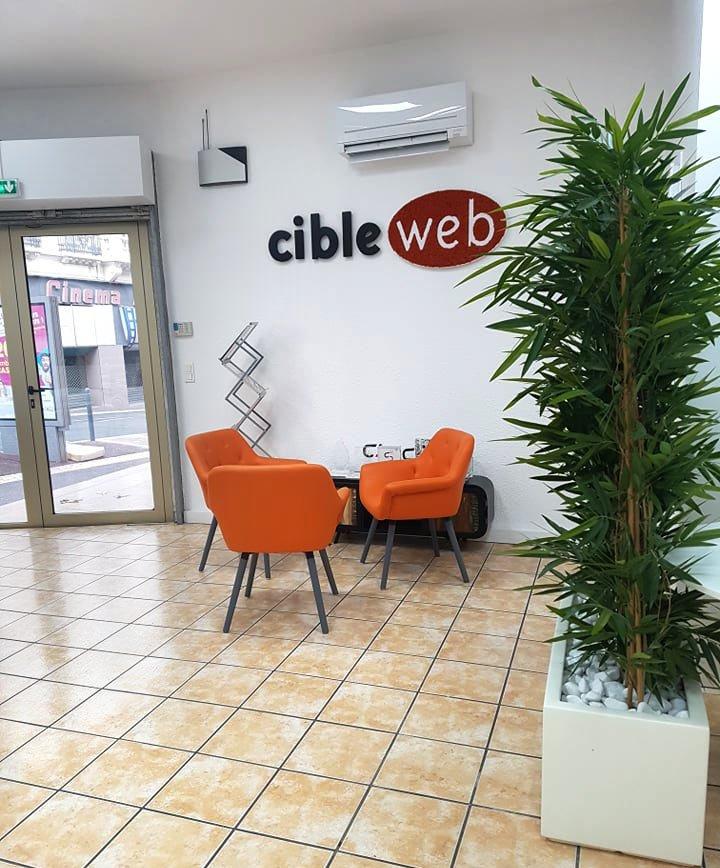 Accueil site formation cibleweb